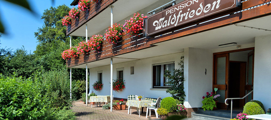 Pension Waldfrieden